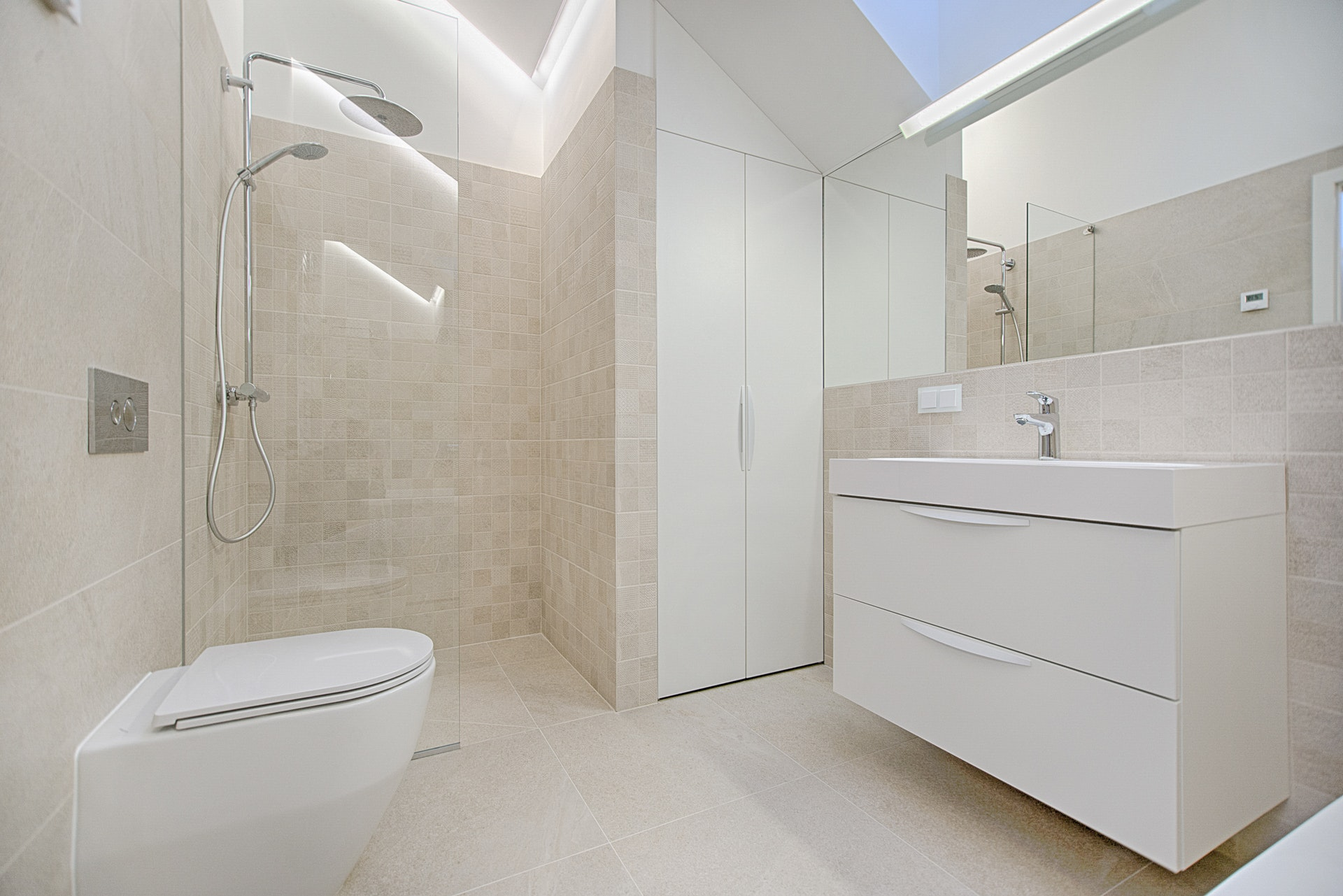 Bathroom Fitters Preston